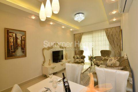 2-Bedroom Sea View Apartments in Alanya - Interior Photos - 23