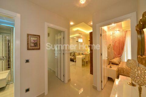 3-izbové apartmány s výhľadom na more v Alanyi - Fotky interiéru - 26