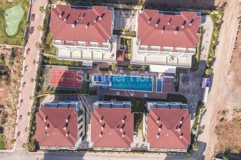 Luxury Apartments in Lory Queen Residence in Alanya - 18