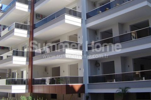 Apartments in Perfect Location in Alanya