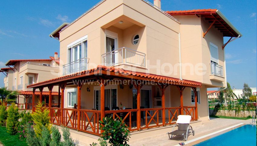 贝莱克的土耳其海滨别墅 general - 2