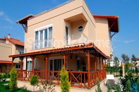 Charming Villas Close to Golf Courses in Belek