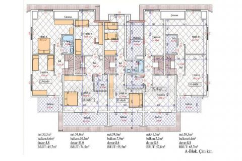 Orion Valley III Apartments - Eiendoms planer - 43