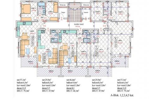 Orion Valley III Apartments - Eiendoms planer - 44