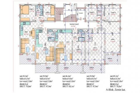 Orion Valley III Apartments - Eiendoms planer - 45