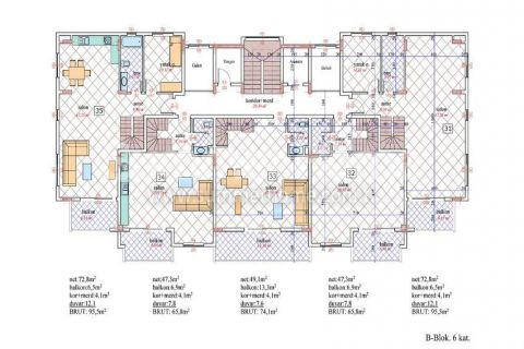 Orion Valley III Apartments - Eiendoms planer - 46