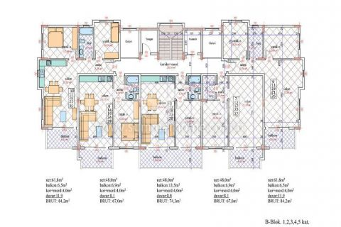 Orion Valley III Apartments - Eiendoms planer - 48