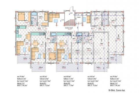 Orion Valley III Apartments - Eiendoms planer - 49