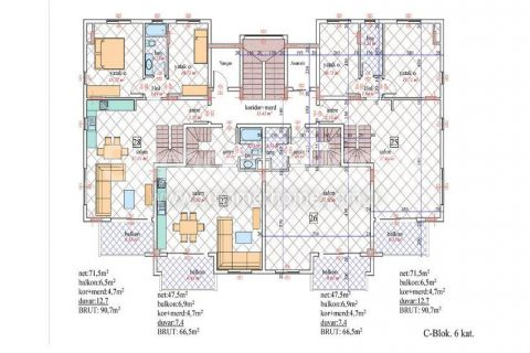 Orion Valley III Apartments - Eiendoms planer - 50