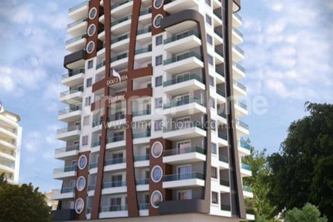 Elegant Apartments in Alanya - 1