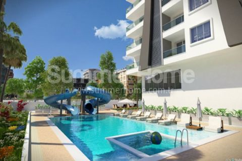 Elegant Apartments in Alanya - 4