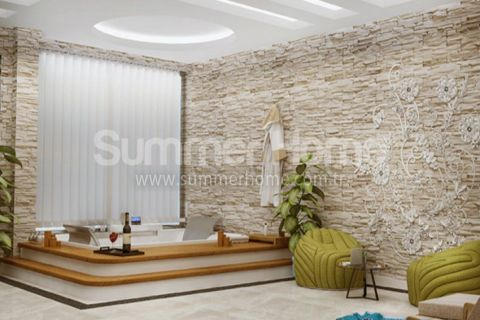 Elegant Apartments in Alanya - Interior Photos - 10