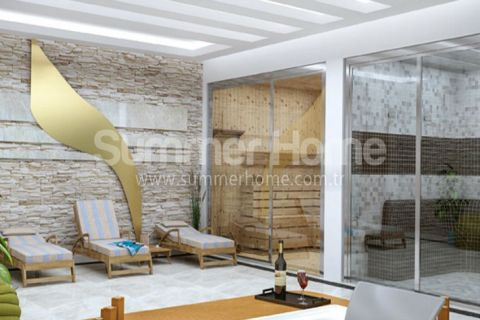 Elegant Apartments in Alanya - Interior Photos - 11