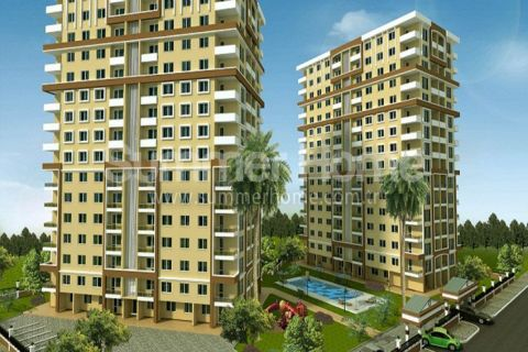 3-Bedroom Apartments for Sale in Antalya