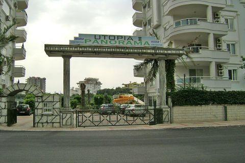 Utopia III - Panorama Garden apartmány v Alanyi