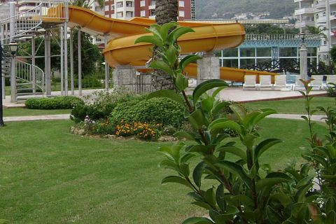 Moderne komplexe I Panorama-Garten,Alanya,Cikcilli - 1