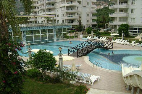 Moderne komplexe I Panorama-Garten,Alanya,Cikcilli - 2