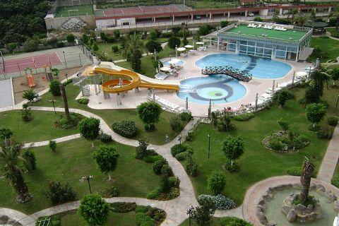 Moderne komplexe I Panorama-Garten,Alanya,Cikcilli - 3