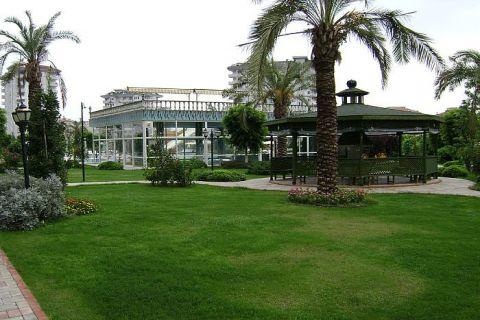 Moderne komplexe I Panorama-Garten,Alanya,Cikcilli - 5