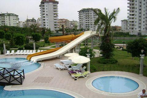 Moderne komplexe I Panorama-Garten,Alanya,Cikcilli - 6