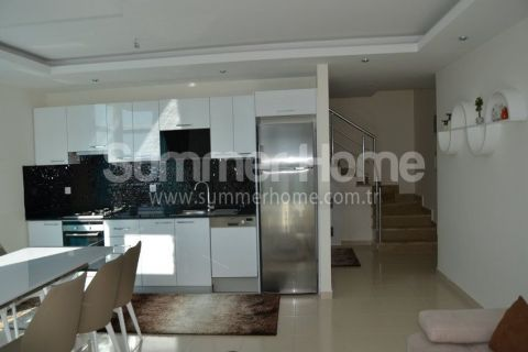 3-Bedroom Duplex Apartment in Lory Queen in Alanya - Interior Photos - 44
