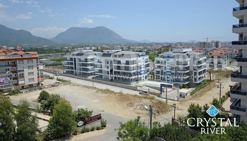 阿拉尼亚中心的现代公寓,带有超大阳台 general - 4