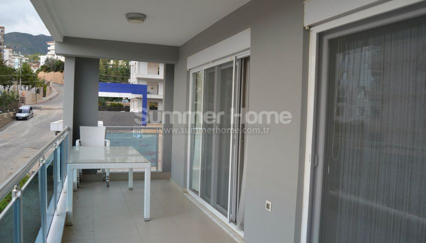 阿拉尼亚中心的现代公寓,带有超大阳台 interior - 33