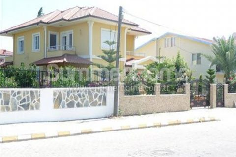 Spacious Villa for Sale in Kemer - 11