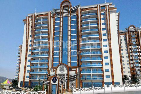 Perfektné apartmány na predaj v Alanyi - 2
