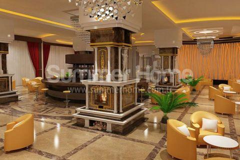 Perfektné apartmány na predaj v Alanyi - Fotky interiéru - 18