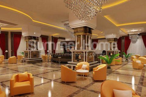 Perfektné apartmány na predaj v Alanyi - Fotky interiéru - 19