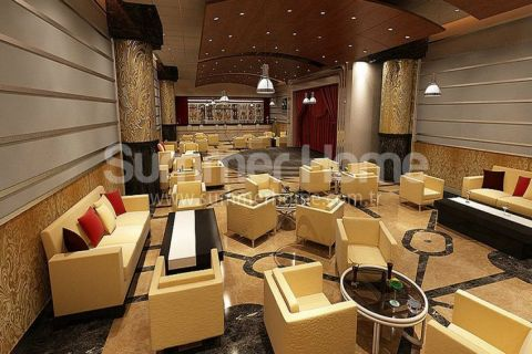 Perfektné apartmány na predaj v Alanyi - Fotky interiéru - 22