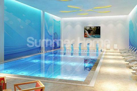 Perfektné apartmány na predaj v Alanyi - Fotky interiéru - 23