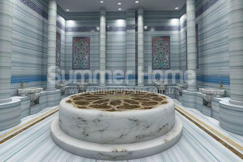 Perfektné apartmány na predaj v Alanyi - Fotky interiéru - 24