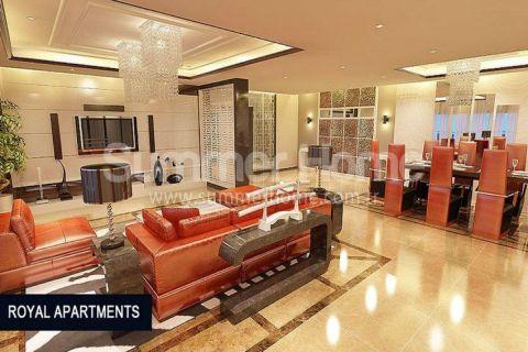 Perfektné apartmány na predaj v Alanyi - Fotky interiéru - 33