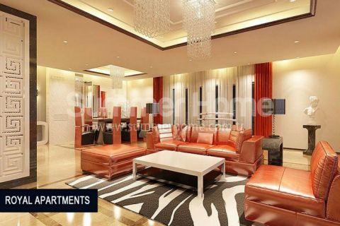 Perfektné apartmány na predaj v Alanyi - Fotky interiéru - 34