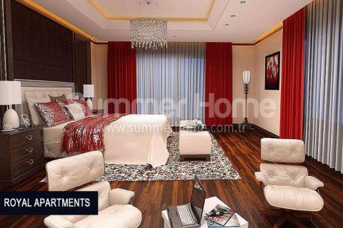 Perfektné apartmány na predaj v Alanyi - Fotky interiéru - 35
