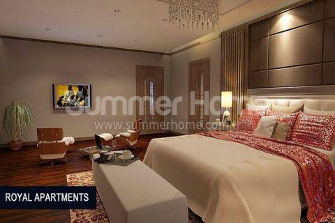 Perfektné apartmány na predaj v Alanyi - Fotky interiéru - 36