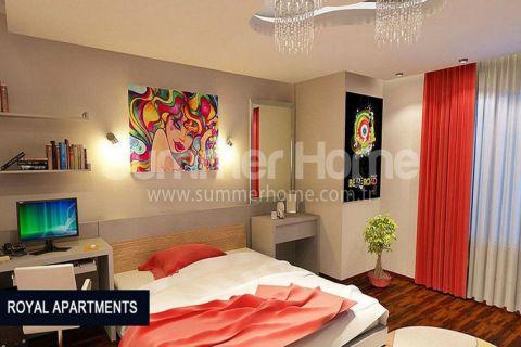 Perfektné apartmány na predaj v Alanyi - Fotky interiéru - 37