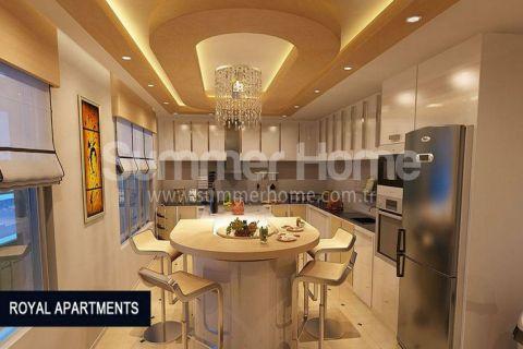 Perfektné apartmány na predaj v Alanyi - Fotky interiéru - 38