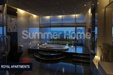 Perfektné apartmány na predaj v Alanyi - Fotky interiéru - 39