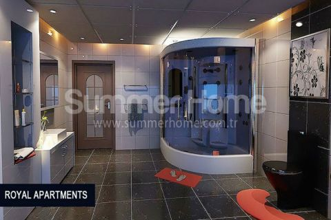 Perfektné apartmány na predaj v Alanyi - Fotky interiéru - 40