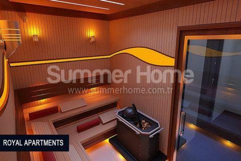 Perfektné apartmány na predaj v Alanyi - Fotky interiéru - 41