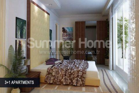 Perfektné apartmány na predaj v Alanyi - Fotky interiéru - 44