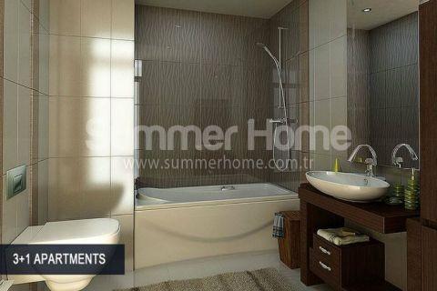 Perfektné apartmány na predaj v Alanyi - Fotky interiéru - 45