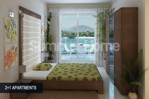 Perfektné apartmány na predaj v Alanyi - Fotky interiéru - 48