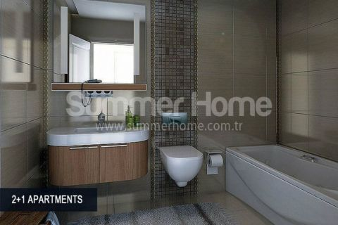 Perfektné apartmány na predaj v Alanyi - Fotky interiéru - 49