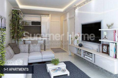 Perfektné apartmány na predaj v Alanyi - Fotky interiéru - 50