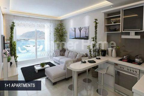 Perfektné apartmány na predaj v Alanyi - Fotky interiéru - 51