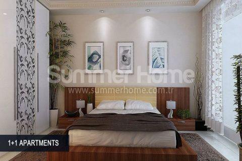 Perfektné apartmány na predaj v Alanyi - Fotky interiéru - 52